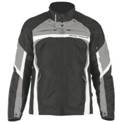 Frank Thomas FTW310 Spirit Waterproof Jacket Black/Grey