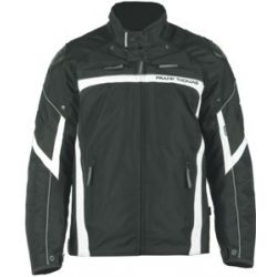 Frank Thomas FTW310 Spirit Waterproof Jacket Black/White
