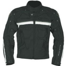 Frank Thomas FTW314 Predator Mesh Jacket Black/White