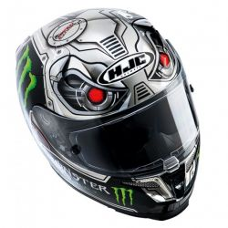 HJC Rpha 10 Lorenzo Replica Speed Machine