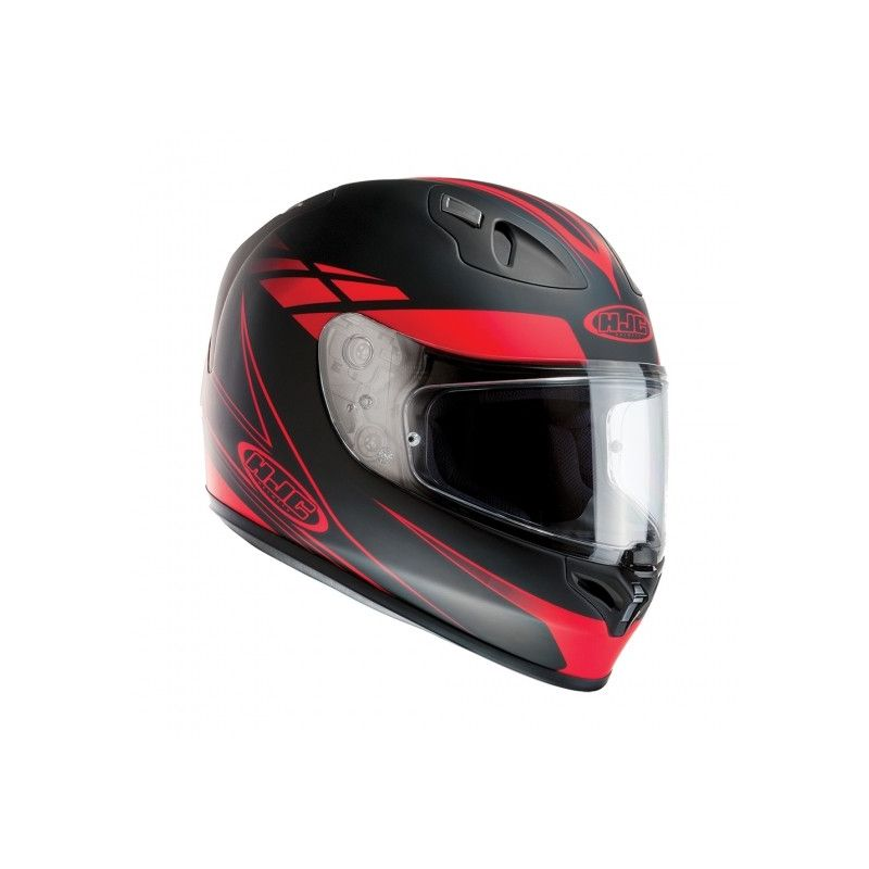 Hjc Fg 17 >> Hjc Fg 17 Force Full Face Helmet Red