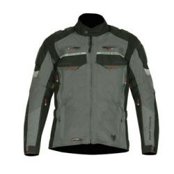 Frank Thomas FTW346 Tourino SP Aquatec Jacket Grey