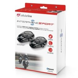 Interphone Sport Twin Pack