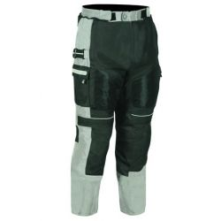 Frank Thomas FTW299 X Terrain Waterproof Trousers Blk/Grey