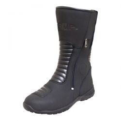 ARMR MONTEGI RACE 2 WATERPROOF BOOTS BLACK