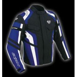 Ixon E4257H Xeres Black and Blue Textile Jacket