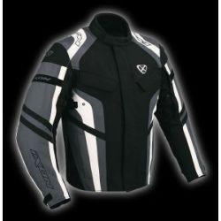 Ixon E4257H Xeres Black and Grey Textilwe Jacket