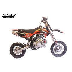 LMX RFZ OPEN 125CC PIT BIKE - RED