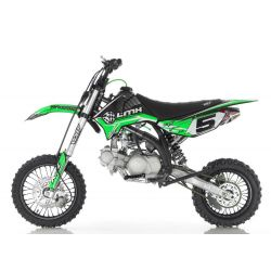 Sign In LMX RFZ OPEN 140CC PIT BIKE - GREEN