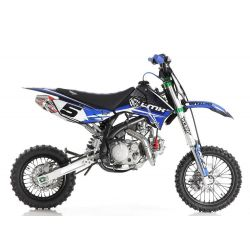 LMX RFZ ELITE 150CC PIT BIKE - BLUE