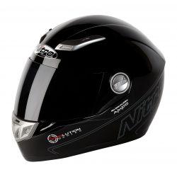 Nitro Aikido Fiberglass Helmet Black