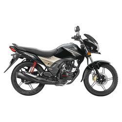 Honda CB Shine SP 125cc- Black
