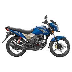 Honda CB Shine SP 125cc- Blue