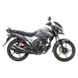 Honda CB Shine SP 125cc- Grey