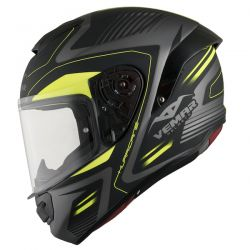 VEMAR HURRICANE (NEW 2018) LAZER SILVER/FLU.YELLOW