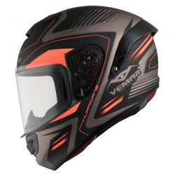 VEMAR HURRICANE (NEW 2018) LAZER MATT BRONZE/FLU.ORANGE