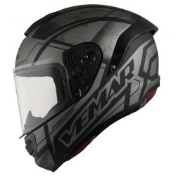 VEMAR HURRICANE (NEW 2018) CLAW MATT DARK SILVER