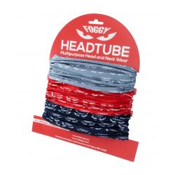 OFFICIAL LICENSED CARL FOGARTY NECK TUBE TRIO PACK